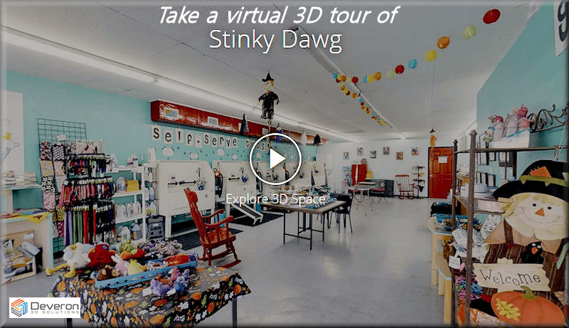 Stinkydawgwash3dg 3d tour of our facility solutioingenieria Images