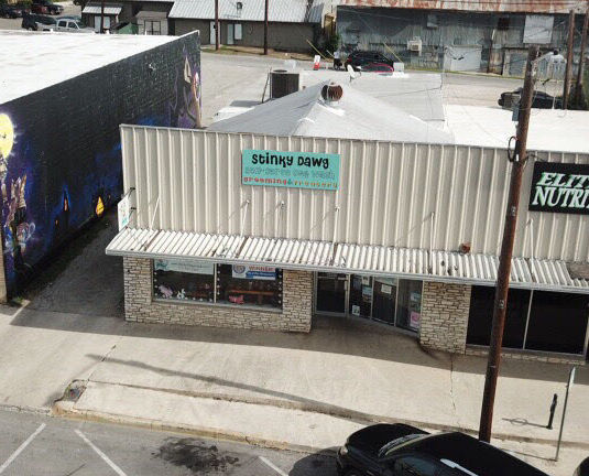 Stinky dawg wash an aerial view of our facility we look forward to seeing you soon solutioingenieria Choice Image